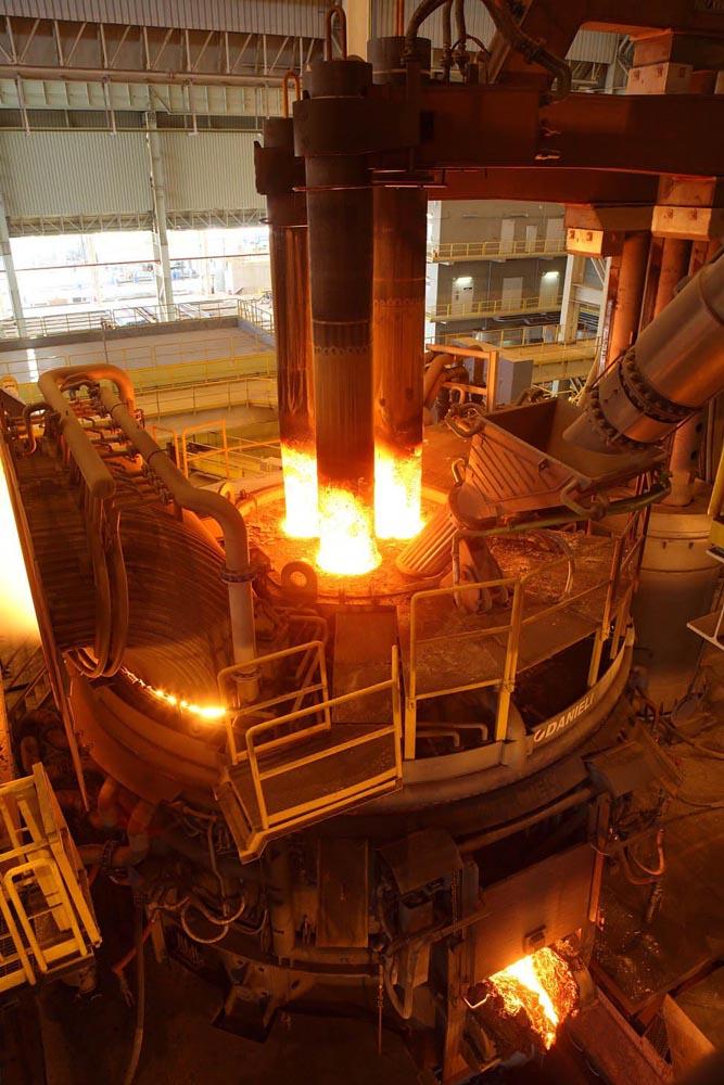 Innovation in steelmaking