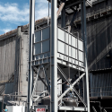 Process optimization by pneumatic injection of slag builders in the Electric Arc Furnace