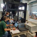 Factory test for Nucor Brandenburg, U.S.A.